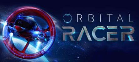 Orbital Racer : un jeu de courses dans l'espace