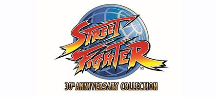 Street Fighter 30th Anniversary Collection annoncé sur Nintendo Switch, PC, PS4 et Xbox One