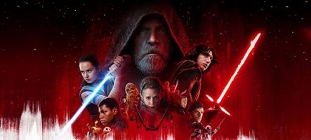 Star Wars Episode 8 : Les Derniers Jedi, la critique à 18h01
