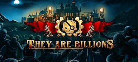 They Are Billions est disponible en accès anticipé