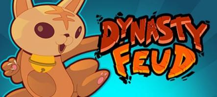 Dynasty Feud : sortie du Smash Bros sur PS4