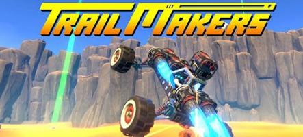 Découvrez Trailmakers, un jeu de construction et d'aventure