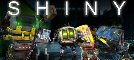 Shiny : un jeu de plateformes familial et non-violent