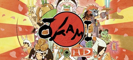 (TEST) Okami HD (PS4, PC, Xbox One)