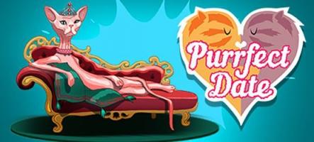 Purrfect Date : Un jeu de drague... assez particulier