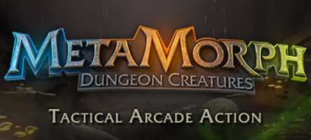 MetaMorph: Dungeon Creatures, un Diablo avec de l'esprit...