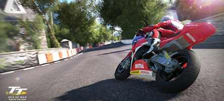 TT Isle of Man : Pas un poète de travers