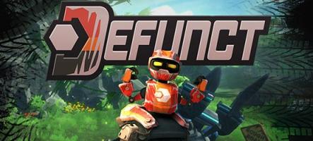 Defunct : Un Sonic-like débarque sur consoles