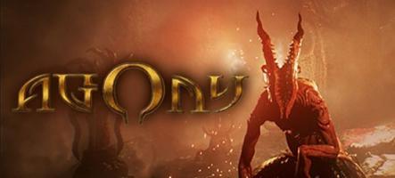 Agony - The Red Goddess annoncé pour le 30 mars