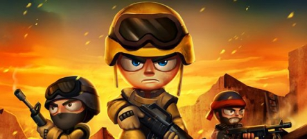 Tiny Troopers Joint Ops XL sort sur Nintendo Switch