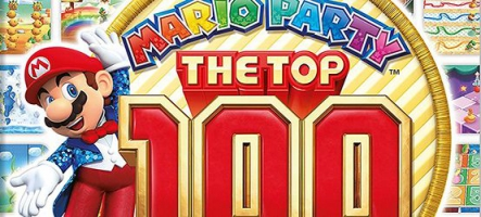(TEST) Mario Party : The Top 100 (Nintendo 3DS)