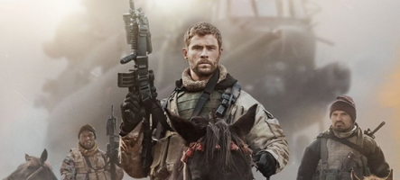 Horse Soldier : le nouveau film de Chris Hemsworth