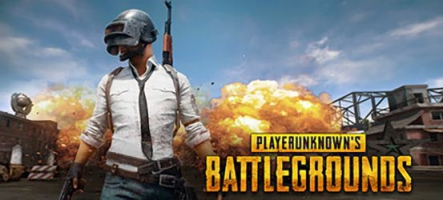 PlayerUnknown's Battlegrounds sur PS4