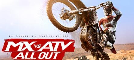 MX vs ATV All Out pour le 27 mars 2018