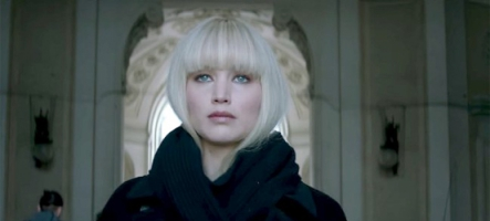 Red Sparrow : Le nouveau film d'espionnage avec Jennifer Lawrence