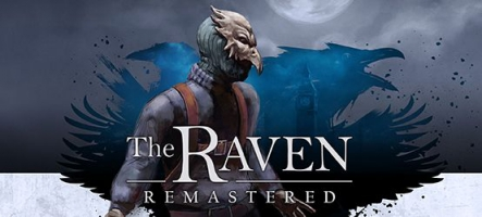 The Raven Remastered sur PC, PS4 et Xbox One en mars