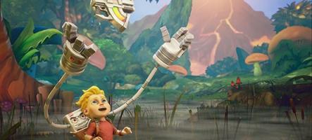 Rad Rodgers annoncé sur PS4 et Xbox One