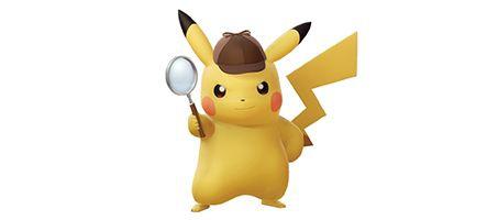 Détective Pikachu débarque sur Nintendo 3DS