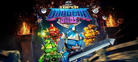 Super Dungeon Bros jouable gratuitement pendant une semaine