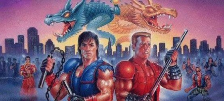 Double Dragon débarque sur Nintendo Switch