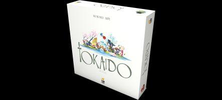 Tokaido s'offre un artbook de folie via Kickstarter