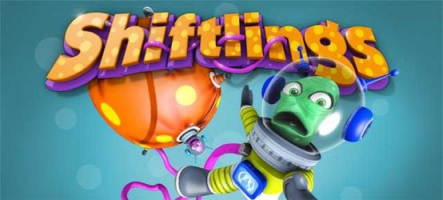 Shiftlings débarque sur Nintendo Switch