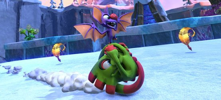 (TEST) Yooka et Laylee (Switch)