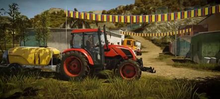 Pure Farming 2018 : Le plaisir d'être un bouseux