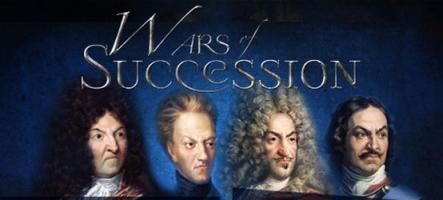 Wars of Succession : Incarnez Louis XIV dans ce nouveau wargame