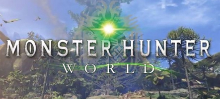 Monster Hunter: World est sorti