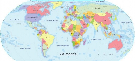 Sondage : Dans quelle région habitez-vous ?