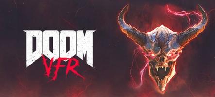 Concours : Gagnez le jeu DOOM VFR sur PS4