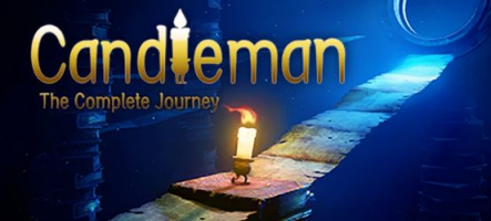 Candleman : The Complete Journey sort sur PC