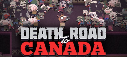 Death Road To Canada : Un jeu de zombies sur Nintendo Switch, PS4 et Xbox One
