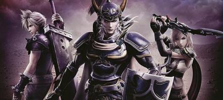 (TEST) Dissidia Final Fantasy NT (PS4)