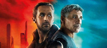 Concours : Gagnez 3 Blu-ray™ 4K UHD et 3 Blu-ray™ du film Blade Runner 2049