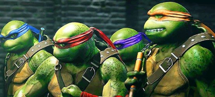 les tortues ninja dbarquent dans le jeu injustice 2 - Tortue Ninja