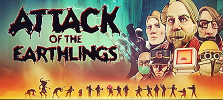 Attack of the Earthlings est disponible
