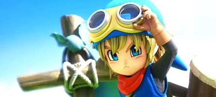 (TEST) Dragon Quest Builders (Ni...
