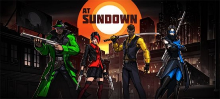 At Sundown : Un shoot multi sur Nintendo Switch, PC, PS4 et Xbox One