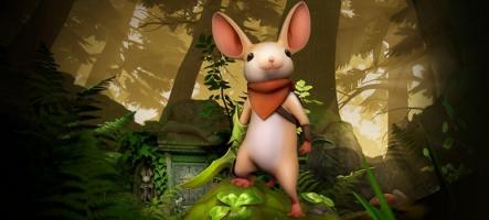 Moss : une exclu PS4 à découvrir