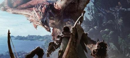 Monster Hunter World fait un énorme carton