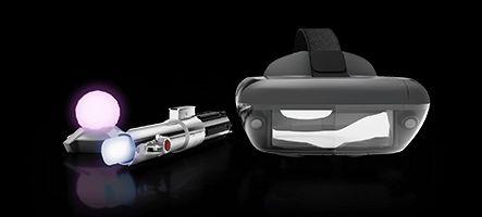 Le casque VR Lenovo Star Wars est disponible