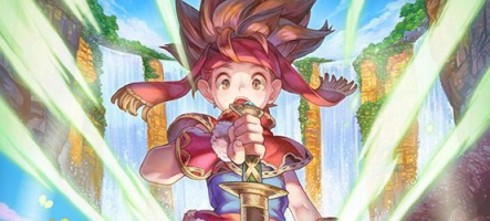 Secret of Mana : Un remake sur PS4, PS Vita et PC