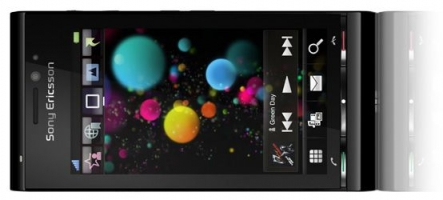 Sony Ericsson Satio : un mobile multimédia