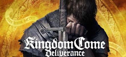 Kingdom Come Deliverance va changer son système pourri de sauvegardes