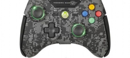 Gamme MadCatz Call of Duty Modern Warfare 2