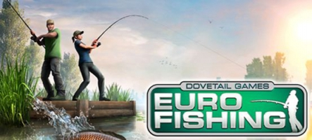 Euro Fishing Collector's Edition sort sur PS4 et Xbox One