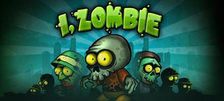 I, Zombie : Un jeu de zombie sur Nintendo Switch