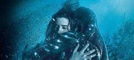 La Forme de l'eau, la critique du film